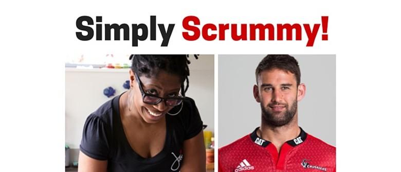 Simply Scrummy - A Foodie/ Rugby Showdown
