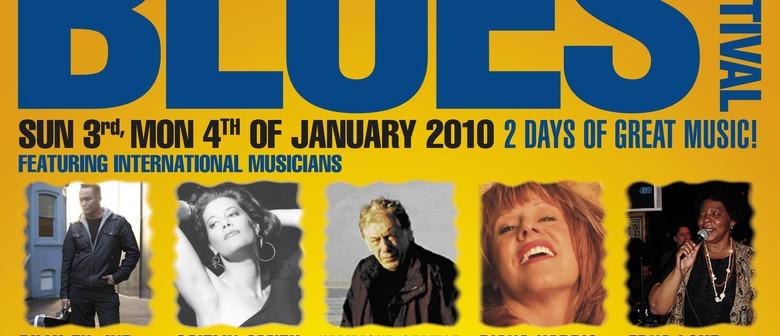 Gisborne International Jazz and Blues Summer Festival