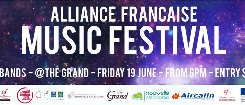 Alliance Française Music Festival