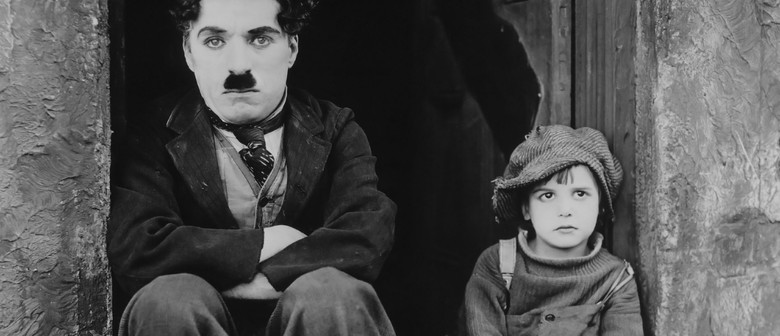 The Kid Preceded by The Immigrant Live Cinema NZIFF