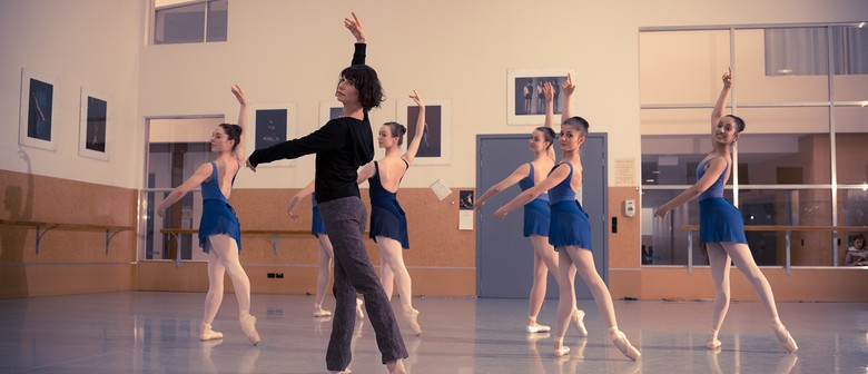 New Zealand School of Dance Open House - Capital 150