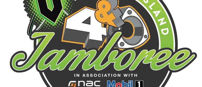 V 4 and Rotary North Island Jamboree 2016