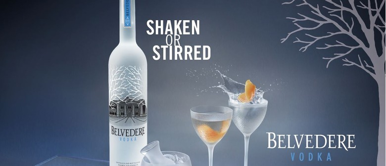 Belvedere World Martini Day
