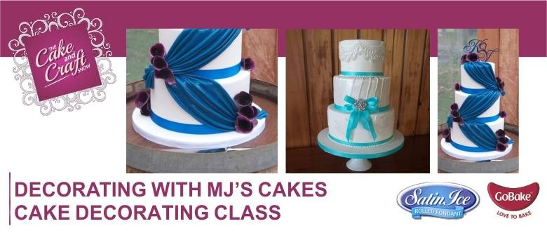 Cake Decorating Classes East Bay : Decorating with MJ s - Bay of Plenty - Eventfinda