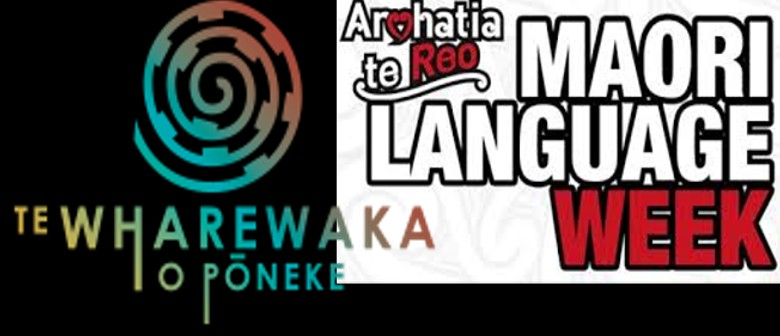 Te Wiki o Te Reo Maori - Walking Tour