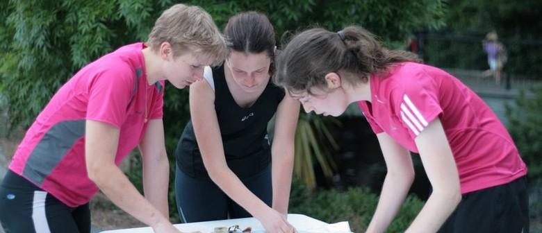 SummerNav - Auckland Orienteering Event 9