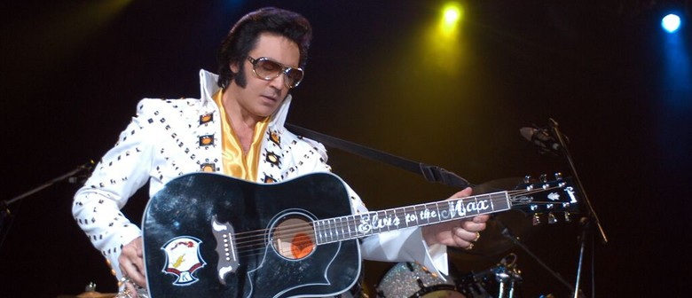 Elvis to the Max