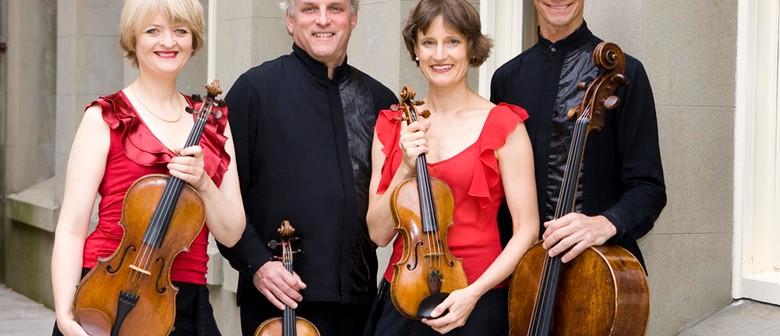 New Zealand String Quartet: Ten