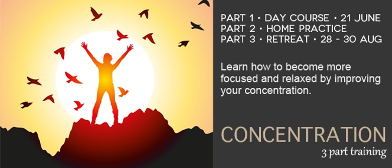 Concentration 3 Part Course