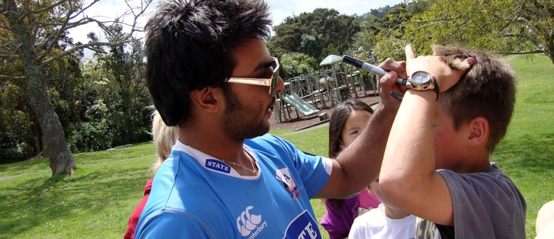 Auckland Cricket Open Day