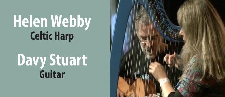 Helen Webby and Davy Stuart
