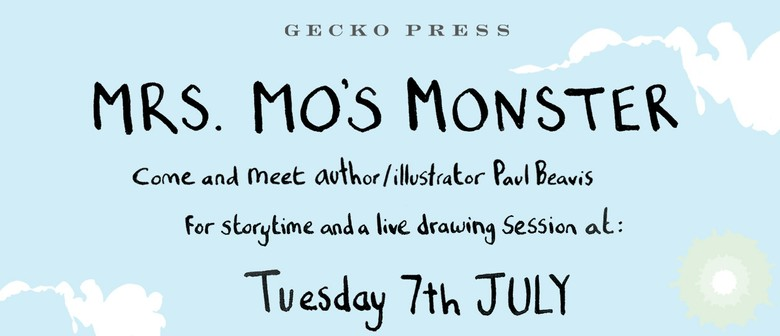 Mrs Mo's Monster - July School Holidays Event