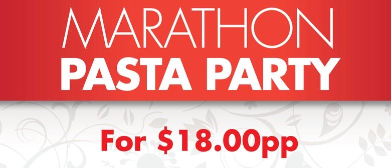 Marathon Pasta Party