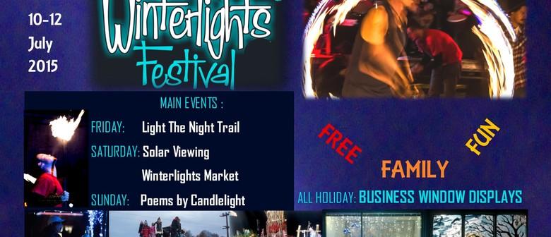 Geraldine Winterlights Festival