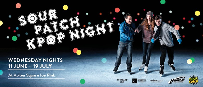 Sour Patch KPOP Night