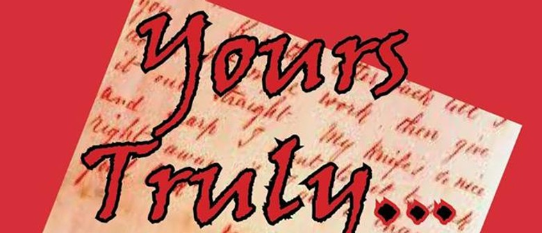 Yours Truly… A Jack the Ripper Story by Albert Belz
