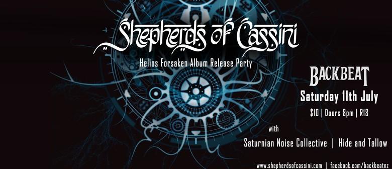 Shepherds Of Cassini Album Release Show