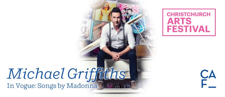 Christchurch Arts Festival: Michael Griffiths - Madonna