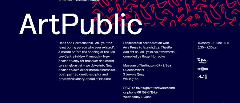 ArtPublic Book Launch