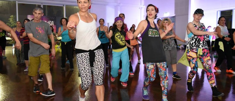Zumba® in the Dark with Zelda