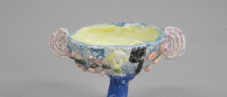 Glamorous Goblets with Kairava Gullatz - Ceramics Course