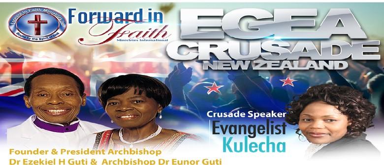 Forward in Faith Ministries Intl. EGEA Crusade