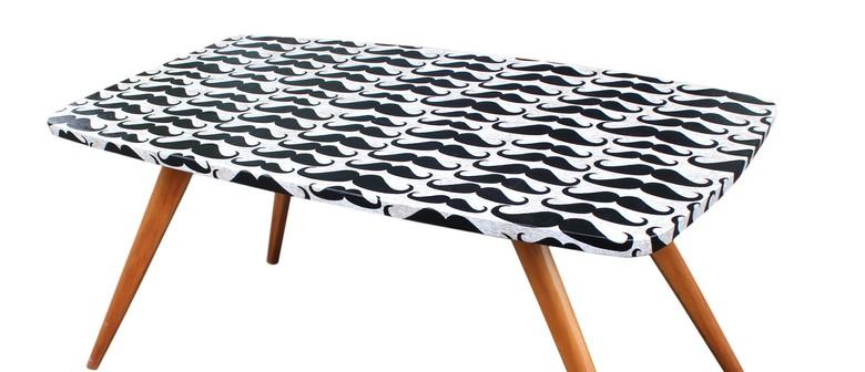 Furniture Fabric Decoupage Workshop