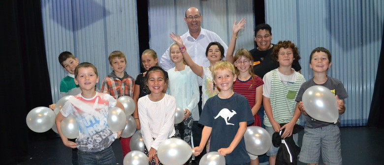 Tim Bray Productions' Youth SING! Workshops for 8-14yrs