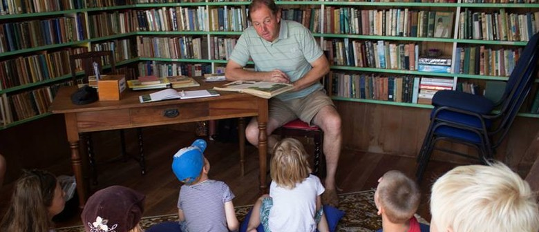 Story Time with Crispin Caldicott