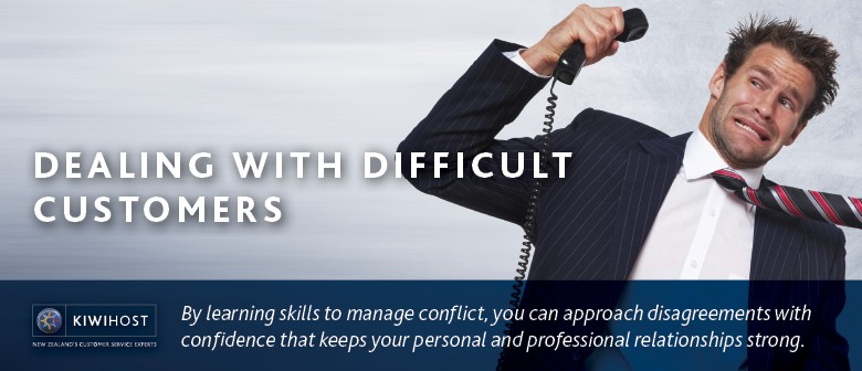 Dealing with Difficult Customers - KiwiHost