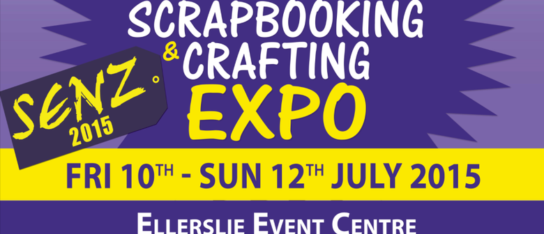 Senz2015 The NZ Scrapbooking and Crafting Expo