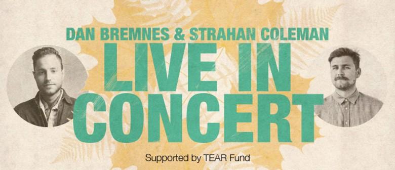 Dan Bremnes & Strahan Coleman Live in Concert