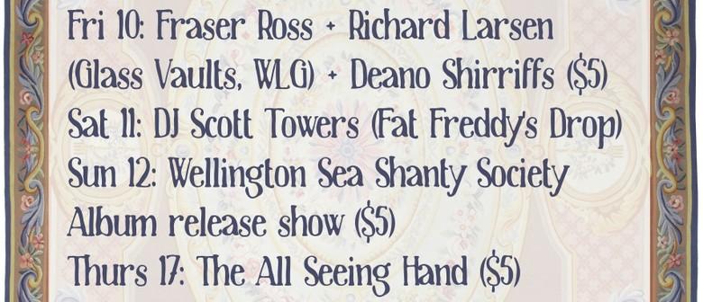 Scott Towers (Fat Freddy's Drop) DJ Set
