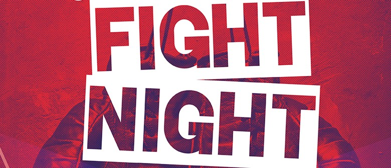 V Presents Winterlude Ft Charity Fight Night