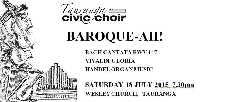 Baroque-ah!