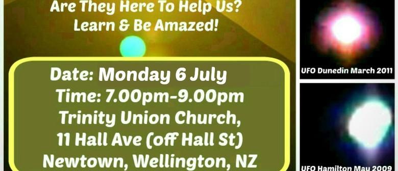 UFOs & Their Spiritual Mission