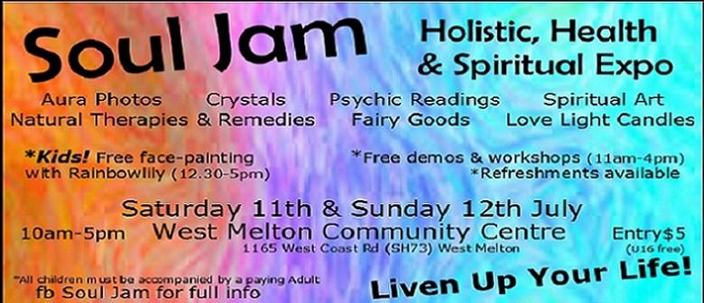 Soul Jam Holistic, Health & Spiritual Expo