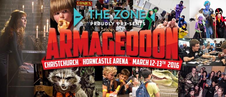 Christchurch Armageddon