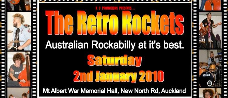 The Retro Rockets