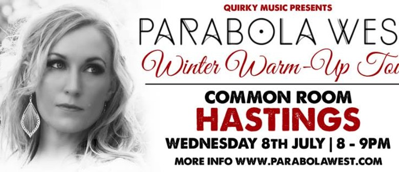 Parabola West Winter Warm-Up Tour