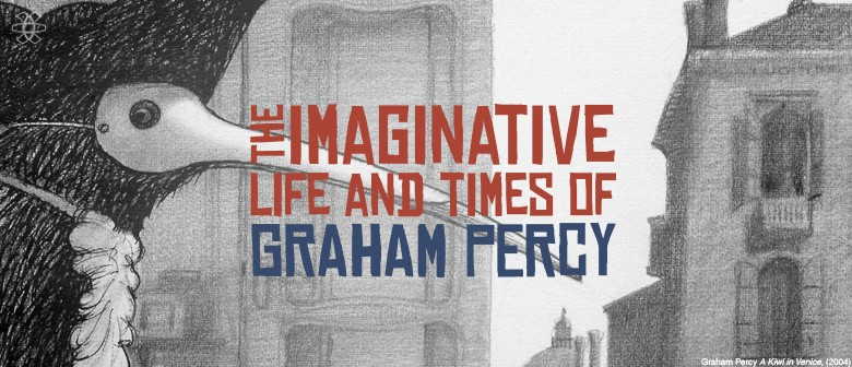 The Imaginative Life and Times of Graham Percy
