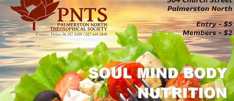 Soulful MInd-Body Nutrition Workshop with ChristopherSeymour