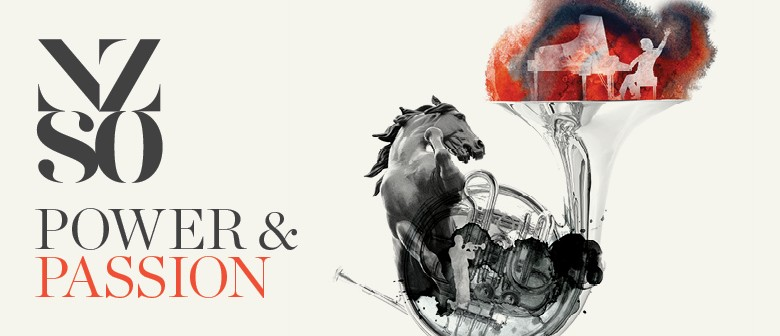NZSO presents: Power and Passion - Liszt and Mahler