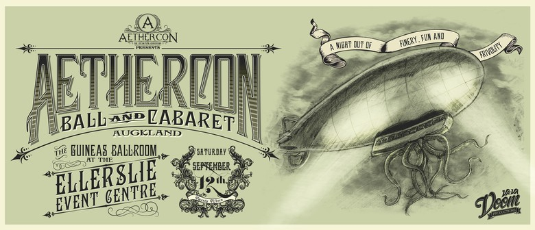 AetherCon 2015 Auckland Ball and Cabaret