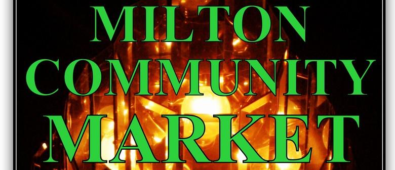 Milton Community Market