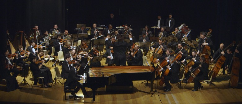 Crossing Rachmaninoff World Premiere at the NZIFF