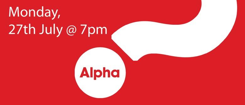 Alpha Information Night