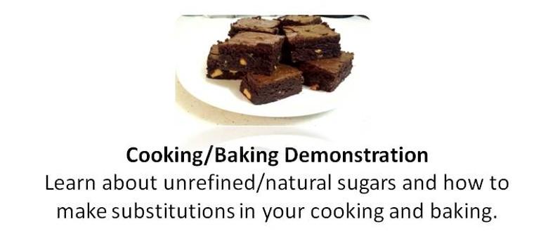 Sugar Free Baking & Cooking