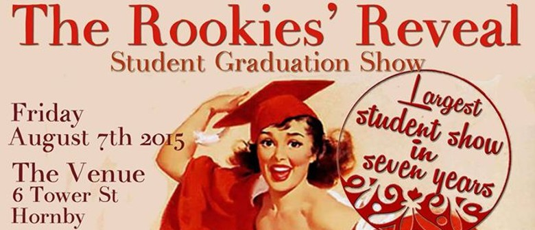 Ayla's Angels Burlesque Academy presents The Rookie's Reveal