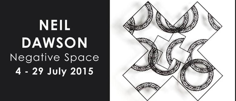 Neil Dawson: Negative Space (2015)
